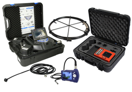 Video inspection and leak detection
