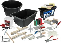 Tiling and brick laying tools