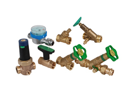 Stacking Fittings and HVACR