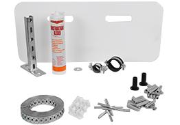 Mounting / Bonding / Sealing / Cleaning