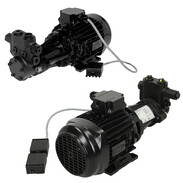 OEG SAFAG motor pump groups SMG with internal gear pump VB/R series