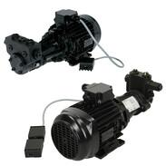 OEG SAFAG motor pump groups SMG with internal gear pump NV series
