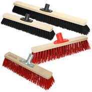 Industrial brooms and street brooms
