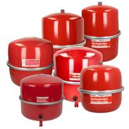 Premiumausdehnungsgefäße für Heizungs- und Kühlanlagen