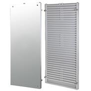 Room radiators Maui with mirrors