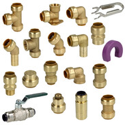 Tectite push-fit fittings