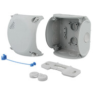 Hensel cable junction box DK0200G Dseal area Ø 6.0-15.0 mm