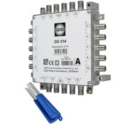Wisi Multi-switch 16 outputs DRS0516