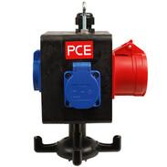 distribution box Freistadt IP54 1xCEE/3xsafety sockets, suspension