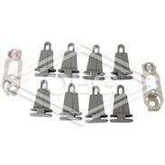 Legrand Plexo³ sealing set 2 sealable screw covers 01968