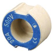 D-adapter screws, D II, 20 A, E27 AC 400 V 033501