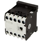Eaton contactor AC/3/400 V:4kW 3p DILEM-01(230V 50Hz)1 NC