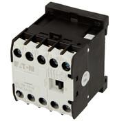 Eaton contactor AC/3/400 V:4kW 3p DC DILM-10-G (110 V DC) 1 NO