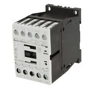 Eaton contactor 3kW/400V, AC DILM7-10(230V50HZ,240V60HZ)