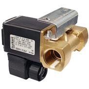Gas 2/2 way solenoid valve, Bürkert 285A12BBMR,  230V, 50 Hz, 10 Watt