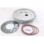 Gas-cooled combustion chamber lid D 300