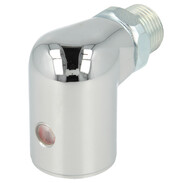 """All-gas socket with thermal shut-off device 1/2"""""""