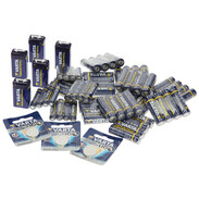 Special offer pack batteries