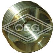 "Safety plug GSS9570-12, 1/2"""