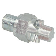 Mounting adapter 9750 12/34, 1/2 - 3/4''