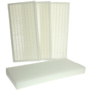 Spare filter ir inlet and outlet Vitovent 2 x 3 pieces