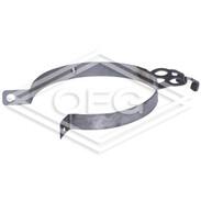 Bracket middle ceramic rods-ignition