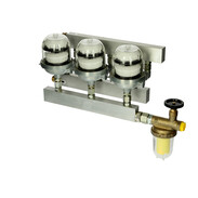 Heating oil group de-aerator HGE 240
