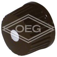 Button,  VEK 5/3 grey, 96125283