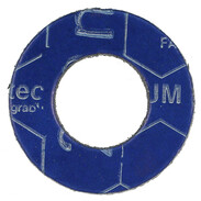 Special flange seals PN 6, 22 x 43 mm