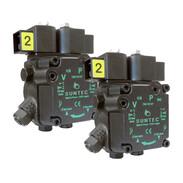 Service oil burner pumps ATUV series
