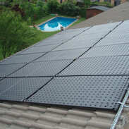 Solar absorbers complete set