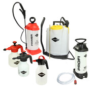 Mesto pressure sprayer