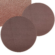 Abrasive mesh discs with Velcro backing ø 150 mm