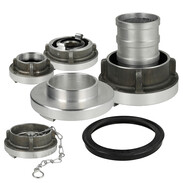 Couplings / reducers / packing gaskets