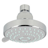 "Overhead shower Sunshine with ball joint 1/2"" 3-jet"