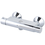 BENKISER thermostatic shower mixer valve self-closing, individual runtime setting