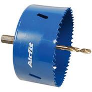 Circle cutter Ø 106 mm HSS bimetallic for plastic and metal