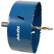 Circle cutter Ø 121 mm HSS bimetallic for plastic and metal