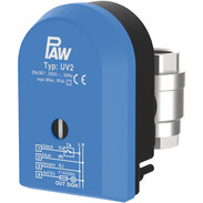 UV3 switch valve with actuator DN 20 for SolexMini Premium, Solex Midi