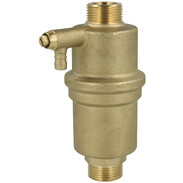 "Deaerator 3/4"" x 3/4"" ET brass for OEG solar station"