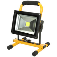 Hand-held cordless LED floodlight 20 W 1,350 m 6,000 k 735000091