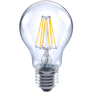 LED filament light bulb 4 W clear cannot be dimmed