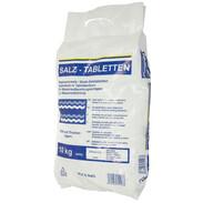 Pasticche di sale di rigenerazione confezione da 10 kg con manico