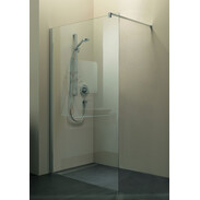 Shower wall Koralle myDay WW Walk-in 1,200 mm TSG without pendulum element