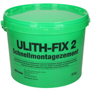 Ulith-Fix 2 quick-hardening cement 15 kg in a bucket