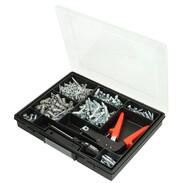 Assortment case Gips Pro Monteur 197 pieces