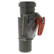 HT backflow valve for vertical mounting DN 50 58050RKS