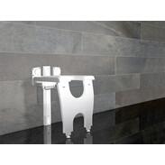 Folding shower seat varioporto