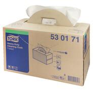 Tork Cleaning tissues fleece white Handy-Box 530171