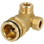 Unical Control button for diverter valve